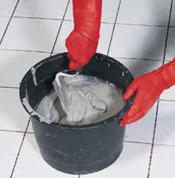 Lors de l application de la barbotine les joints doivent for Renover les joints de carrelage