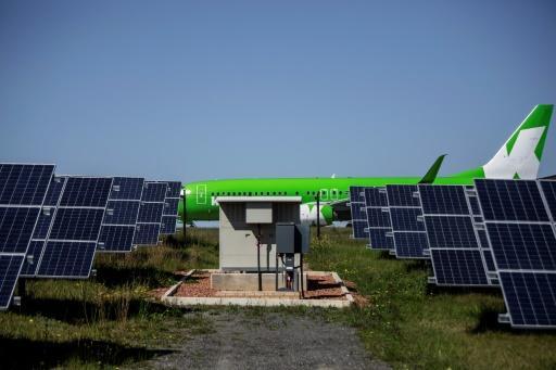 En Afrique du Sud, le premier aéroport vert du continent